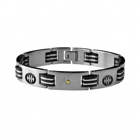 Bracelet acier 3 vis or ASSE
