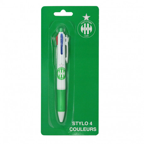 Stylo 4 couleurs ASSE