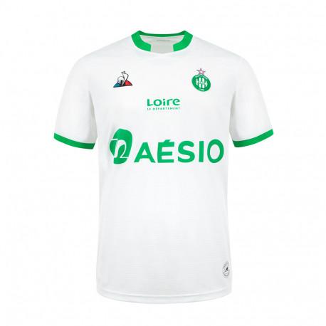 Maillot ASSE Enfant blanc 2020 / 2021Extérieur Le Coq Sportif