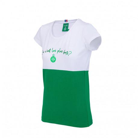 "Tee-Shirt ASSE ""PLUS FORTS"" GIRL 20/21"