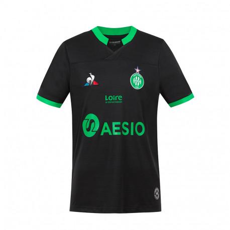 Maillot ASSE noir 2020 / 2021 Third Le Coq Sportif