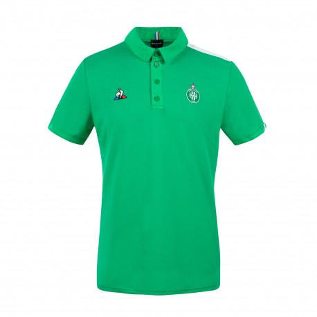 Polo Présentation ASSE vert 2020 - 2021
